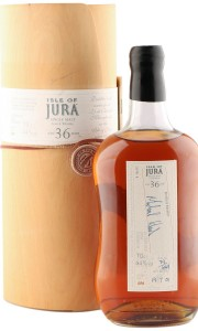 Isle of Jura 1965 36 Year Old with Wooden Presentation Case